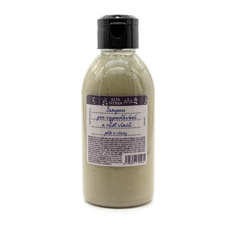 Šampon proti vypadávání a pro růst vlasů