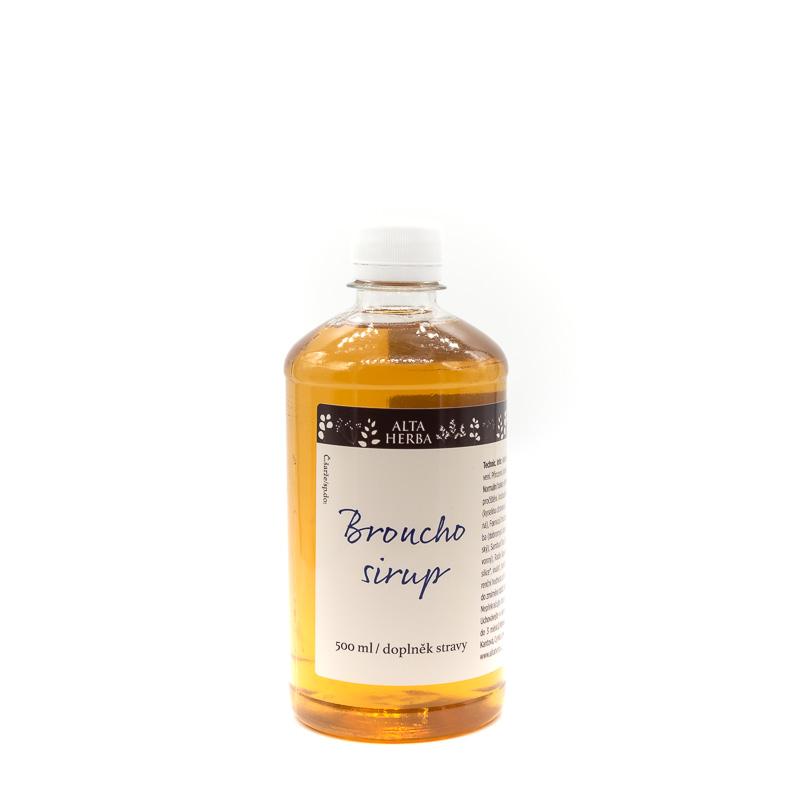Broncho sirup