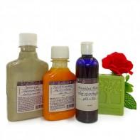 Koupelový (sprchový) kosmetický balíček