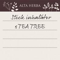 Stick inhalátor s TEA TREE