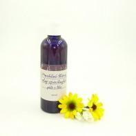 Masážní tělový olej zpevňující