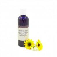 Masážní tělový olej po opalování